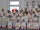 Die Teilnehmer beim Inyo Ryu Cup 2018