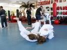 BBJ-Übungen auf dem Brazilian Jiu Jitsu Lehrgang  bei KAMINARI