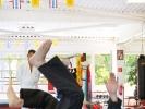 Den Gegner erst zu Fall bringen und dann am Boden kontrollieren - das ist Brazilian Jiu Jitsu