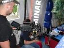 Dreharbeiten in der Sportschule KAMINARI_ Film Champ
