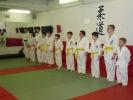 Kyu-Prüfung 2014 KAMINARI Kindergruppe
