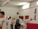 Halbjaehrliche Pruefung der Jiu Jitsuka - 4
