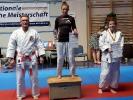 Auf der IDM 2016 wurde auch nach Jiu Jitsu-Regeln gekämpft.