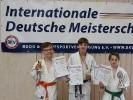 Auch KAMINARIs Judoka nahmen an der IDM teil. Mit Erfolg!