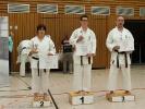 Im Inyo Ryu nehmen auch die Kampfrichter noch an Wettkämpfen teil.