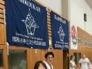 Großmeister Hiroyuki Inagaki reiste auch 2016 für das Inyo Ryu Turnier aus Kyoto an.