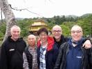 Der KAMINARI-Inhaber André Allerdisse mit deutschem und japanischem Karate-Team
