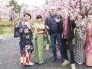 auch die japanische Kultur durfte nicht fehlen
