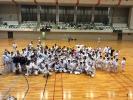 KAMINARI auf dem ueber 400 Mann starken Inyoryu-Turnier in Kyoto