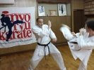 KAMINARI-Trainer Dirk Tillman im Training in Japan.