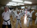 KAMINARI im Training in Japan - Allen voran Willi Donner