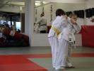 Ein Seoi-Nage für die Judo-Prüfung 2014