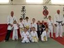 Die Judo-Prüflinge 2014 waren erfolgreich. Herzlichen Glückwunsch!