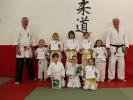 Erfolgreiches Bestehen der KAMINARI Judoprüfung 2014