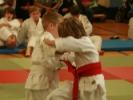 O Soto Gari beim Judoturnier in Angermund
