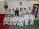 Auch die Jiu Jitsu-Jugendgruppe konnte ihr Prüfung mit Bravour bestehen.
