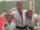 Unserer Karateka beim Nikolaustiurnier 2010