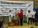 Der Nikolaus beim Karate-Nikolausturnier 2010