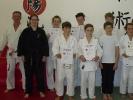 Die Jiu Jitsu Prüfung der Kindergruppe war ein voller Erfolg.