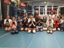 Muay Thai-Camp 2016 bei KAMINARI - Jugend