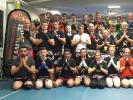 Muay Thai-Camp 2016 bei KAMINARI - Wochenendlehrgang