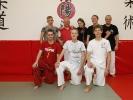 Erster Tag Capoeira geschafft
