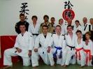 Gruppenfoto vom BJJ-Seminar mit Mario Goeckler