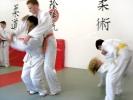 Jiu Jitsu ist die Kunst, sich gegen jeden Gegner verteidigen zu können.