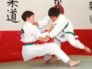 Im Wettkampf treten die Judoka in Gewichtsklassen gegeneinander an.