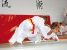 Bei KAMINARI werden schon Kindern ab 4 Jahren die Werte des Judo vermittelt.