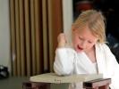 Ab 8 Jahren lernen Kinder bei KAMINARI Stärke und Durchsetzungsvermögen.