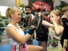 Kickbox-Training beginnt bei KAMINARI schon ab 8 Jahren