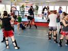 Das Muay-Thai-Training besteht vor allem aus dem Erlernen der Basistechniken und der Vertiefung in Sparringskämpfen.